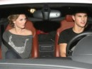Taylor Lautner e Taylor Swift - shopping a LA