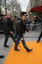 Taylor Lautner incontra i fans a Parigi