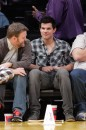 Taylor Lautner: L.A. Lakers