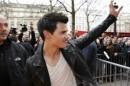 Taylor Lautner: nuove foto Parigi
