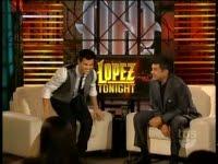 Taylor Lautner ospite al Lopez Show