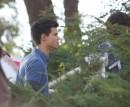 Taylor Lautner - set Valentine's day e in viaggio