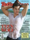 Taylor Lautner su Rolling Stone