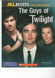 Twilight guy