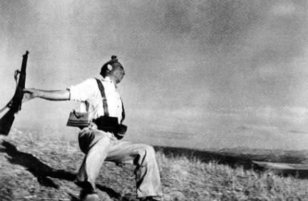 uccidere sogni Robert Capa