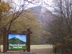 """Pinnacle Mountain State"""