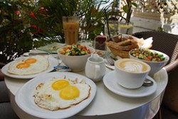 Colazione all 39 americana for Ancient israelite cuisine