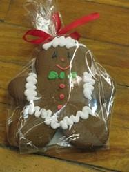 """Ricetta dei Gingerbread"""