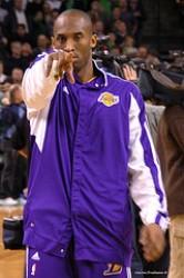 """""""Kobe Bryant sembra voler indicare la strada da seguire"""""""