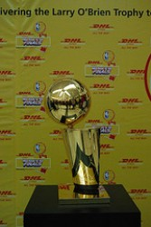 """Larry O'Brien Championship Trophy"""