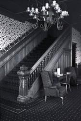 """""""L'interno di un lussuoso hotel americano"""""""