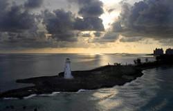 La Florida al sorgere del sole