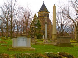 Lake View Cemetery - Cleveland