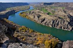"""Snake River Canyon"""