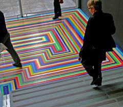 Museum of Modern Art - Dettaglio del pavimento