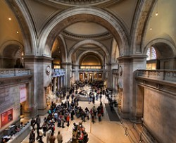 """""""Entrata Metropolitan Museum of Art"""""""