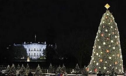 Albero di Natale alla Casa Bianca