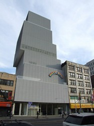 """New Museum of Contemporary Art"""