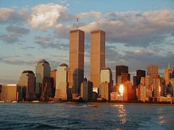 """Twin Towers prima dell'attentato"""