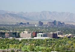 Panorama di Phoenix