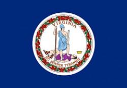 """""""Bandiera dello stato della Virginia"""""""