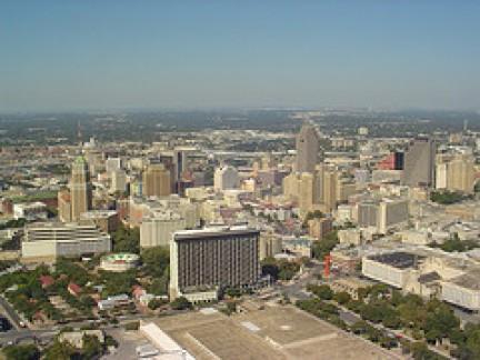 Panorama di San Antonio