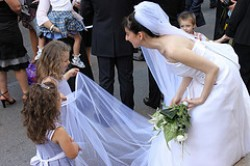 """""""Sposa con damigelle"""""""