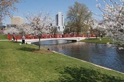 """Spring Park Huntsville Alabama"""