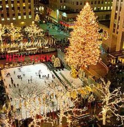 Festa di Natale a New York