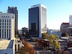"""Downtown Birmingham"""