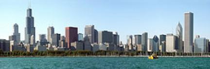 La città di Chicago