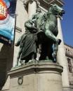 Ingresso Museo - Statua in ricordo di Theodore Roosevelt