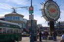 Le strade di Fisherman's Wharf