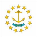 Bandiera di Rhode Island