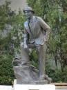 Statua dedicata a Bing Crosby