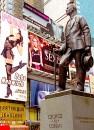 Broadway  Statua a George M. Cohan, compositore statunitense
