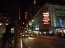 Luci nella notte a Broadway
