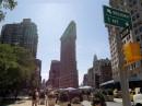 Panoramica su Broadway