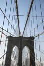 Particolare del Brooklin bridge