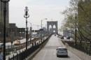 Traffico sul Brooklin bridge