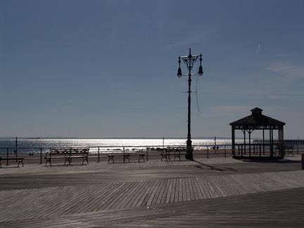 La passeggiata di Coney Island