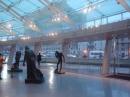 Luci e statue al Brooklyn Museum