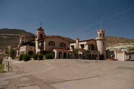 Death Valley National Park-Scottys Castle