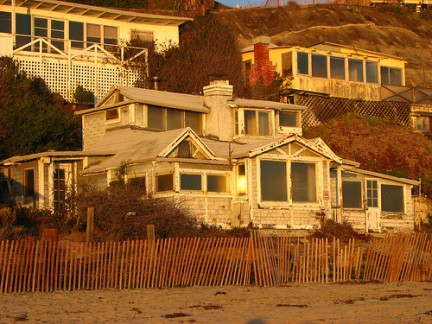 Crystal Cove State Park - Cottages