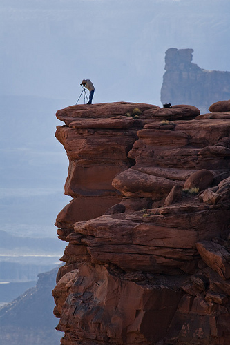 Canyonlands - Uno sguardo dall'alto