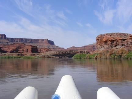 Discese lungo il fiume Colorado