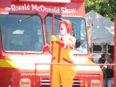 Ronald McDonald in the West Indian-American Carnival