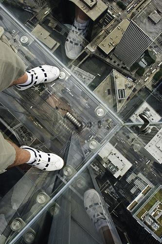 Panorama visto dallo SkyDeck