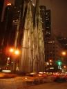 St. Patrick's di notte