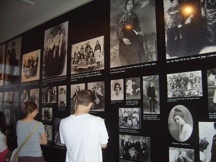 Ellis Island - Foto ricordo